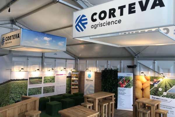 Concept & realisatie stand 