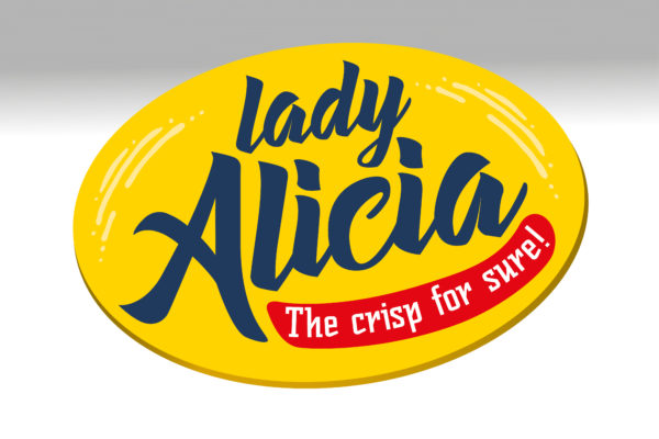 Meijer Potato - Lady Alicia logo / look and feel