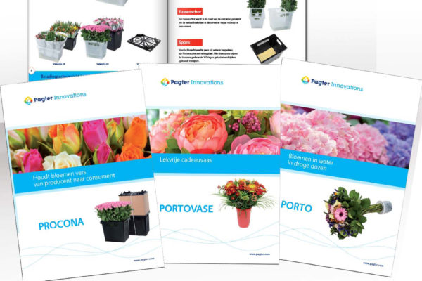 Pagter Innovations - Corporate productbrochures