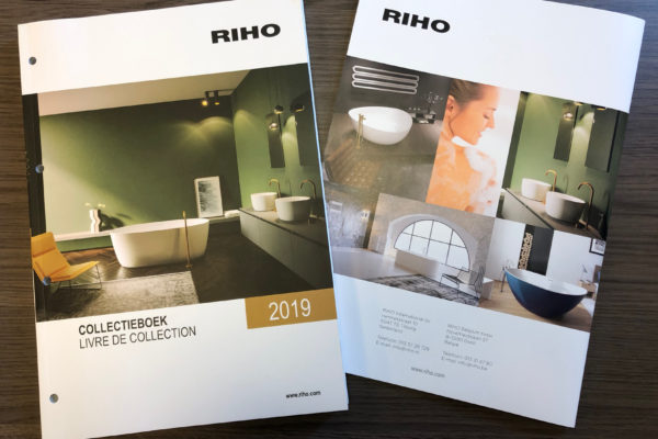 RIHO International - Productboeken