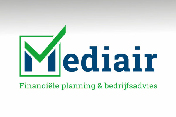 Mediair Advies - Logo concept & corporate identity